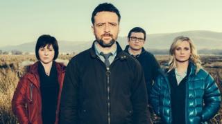 BBC Wales and S4C drama Hinterland