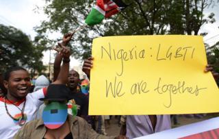 ЛГБТ Нигерии