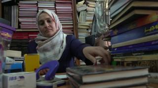 تلاش برای زنده کردن کتابخانه دانشگاه موصل