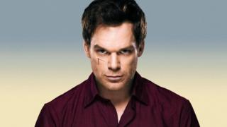 Dexter Morgan, do seriado Dexter