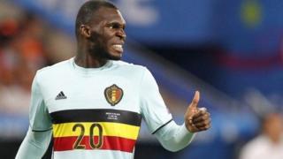 Christian Benteke, footballeur belge d'origine congolaise, vient de battre le record du monde du but le plus rapide de l'histoire en ce qui concerne cette phase du Mondial.
