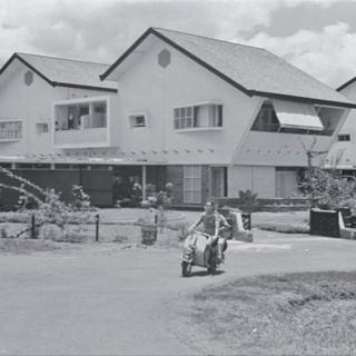 Former Shell duplexes, Kebayoran Baru