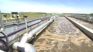 science sewage treatment works