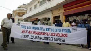 C'est un pas important en vue de l'éclatement de la vérité sur le meurtre du journaliste Deyda Aïdara.