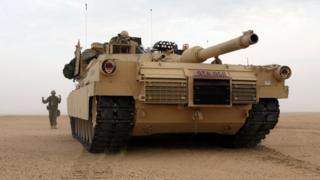 M1A1 艾布兰战车