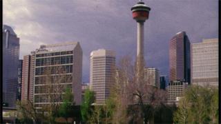 View of Calgary