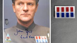 Julian Glover incarne le général Veers dans Star Wars L'Empire contre-attaque