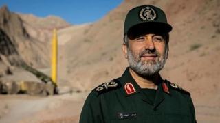 امیرعلی حاجیزاده فرمانده نیروی هوافضای سپاه