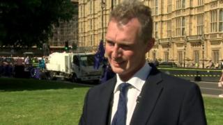 Monmouth MP David Davies