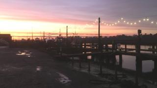 Southwold Harbour