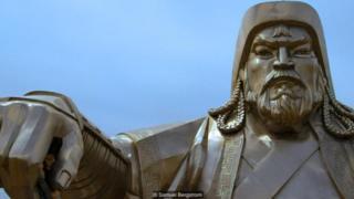 成吉思汗的統治奉行外交豁免和宗教自由的理念(圖片來源:Samuel Bergstrom)
