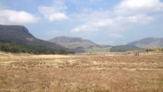 Rhyd Ddu, Snowdonia