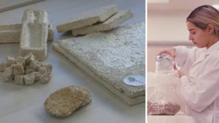 منتج يتحلل بعد استخدامه يقوم بنفس عمل الفلين الأبيض من ابتكار شركة ناشئة لبنانية