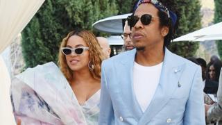 Beyonce fi Jay Z