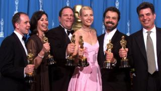 """فيلم """"شكسبير العاشق"""" فاز بجوائز أوسكار عام 1999"""