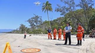 Chính quyền Úc vẫn đang tuy tìm những người đang lẩn trốn trong khu rừng có nhiều cá sầu