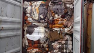 பிரிட்டனிலிருந்து இலங்கையில் சட்டவிரோதமாக குவிக்கப்படும் குப்பைகள்