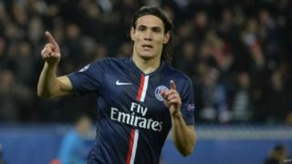 Le PSG a perdu 2-1 contre Guingamp lors de la 18ème journée de la Ligue 1.