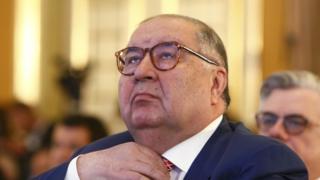 عليشير عثمانوف يمتلك بالفعل 30 في المئة من أسهم أرسنال
