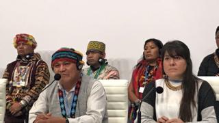 Climate change: Amazon oil boom under fire at UN talks