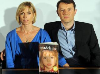 in_pictures Kate and Gerry McCann giving a press conference in central London on 12 May 2011 on their newly published book, Madeleine