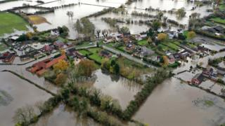 England floods: What is making them worse?