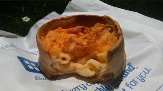 Bring back the Macaroni Pie petition