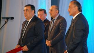 یاور رئیس جمهور تاجیکستان
