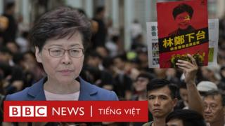 Dân Hong Kong và một tháng biểu tình