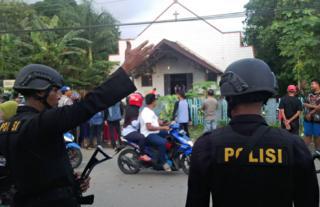 polisi samarinda