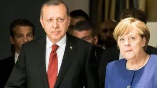 رهبران ترکیه و آلمان