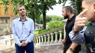 """Козак"" Гаврилюк вдруге балотується до Верховної Ради"
