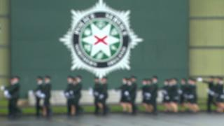 PSNI passing out parade