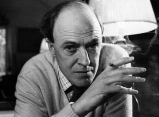 Roald Dahl unpublished poem goes on display to mark the centenary of his birth