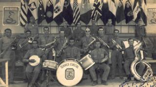 Banda de jazz da FEB