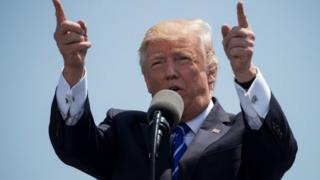 Trump amekiri kukerwa na tuhuma hizi
