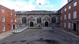 Southern Derbyshire Magistrates Court