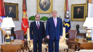 هل ينجح الرئيس الأمريكي في تقريب وجهات النظر بين مصر وإثيوبيا؟