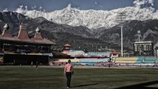 HPCA Stadium, Dharamsala, India