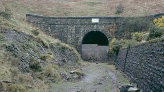 Blaencwm tunnel
