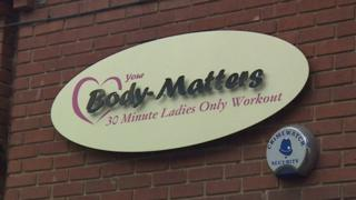 Body Matters sign