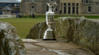The Open Championship, St Andrews