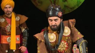 داستان زندگی فردوسی روی صحنه تئاتر تاجیکستان