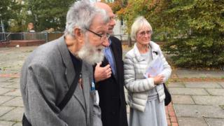 John Lynes at Folkestone Magistrates' Court