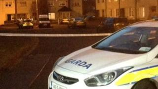 The stabbing happened at Kilclare Crescent in Jobstown
