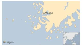 Gageo island