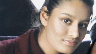 শামিমা বেগম মাত্র ১৫ বছর বয়সে সিরিয়ায় যান