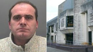 Stephen Munro and Swansea Crown Court