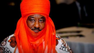 The Emir of Kano, Muhammadu Sanusi II
