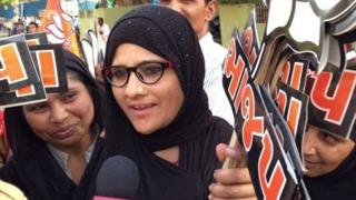 बीजेपी समर्थक मुसलमान औरतें